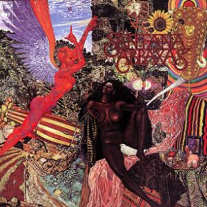 Santana Abraxas HIGH RESOLUTION COVER ART