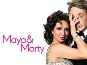 Maya and Marty