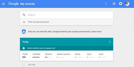 Google my activity_SM