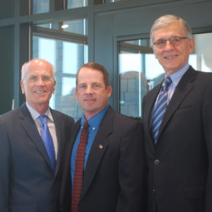 Scott Brooks and FCC Chairman Wheeler