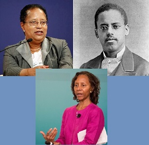 black history month composite